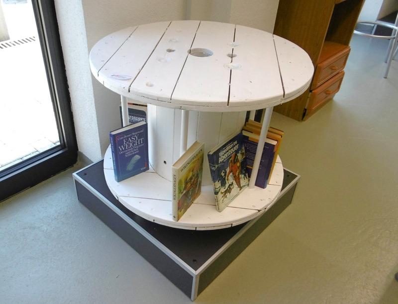 Tisch kleine kabeltrommel for Tisch kabeltrommel